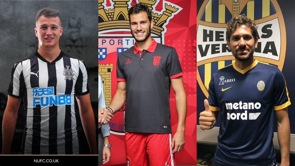 El Atlético ya ha dado salida a Manquillo, Moreira y Cerci.