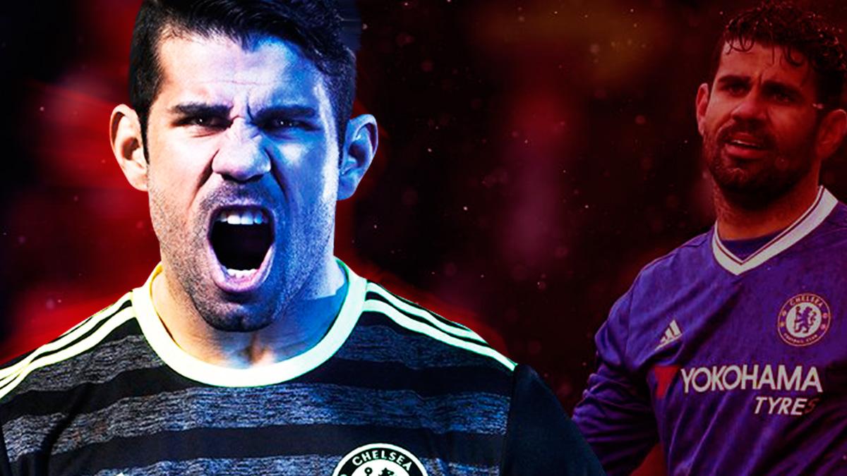 Diego Costa es el jugador más deseado por el Atlético de Madrid.