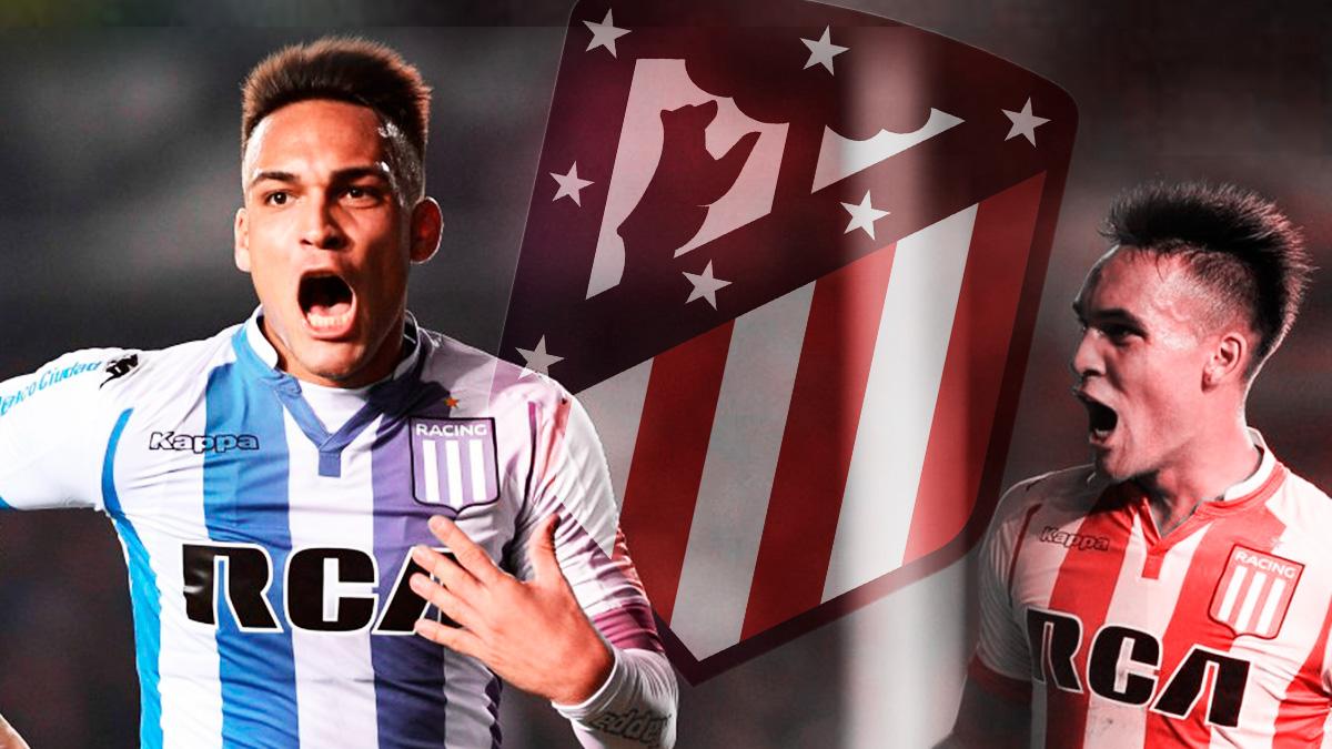 El agente de Lautaro, sobre su fichaje por el Atlético: «Se hace al 99%»