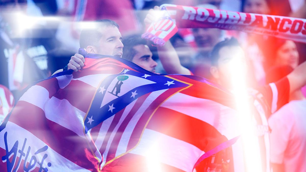El Atlético estará arropado por 700 aficionados en Mestalla.
