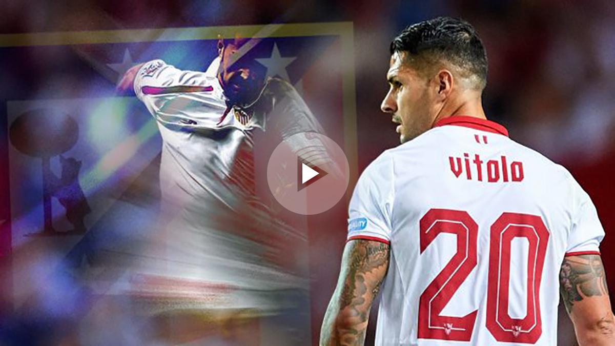 Vitolo cuenta las horas para ser jugador del Atlético de Madrid.