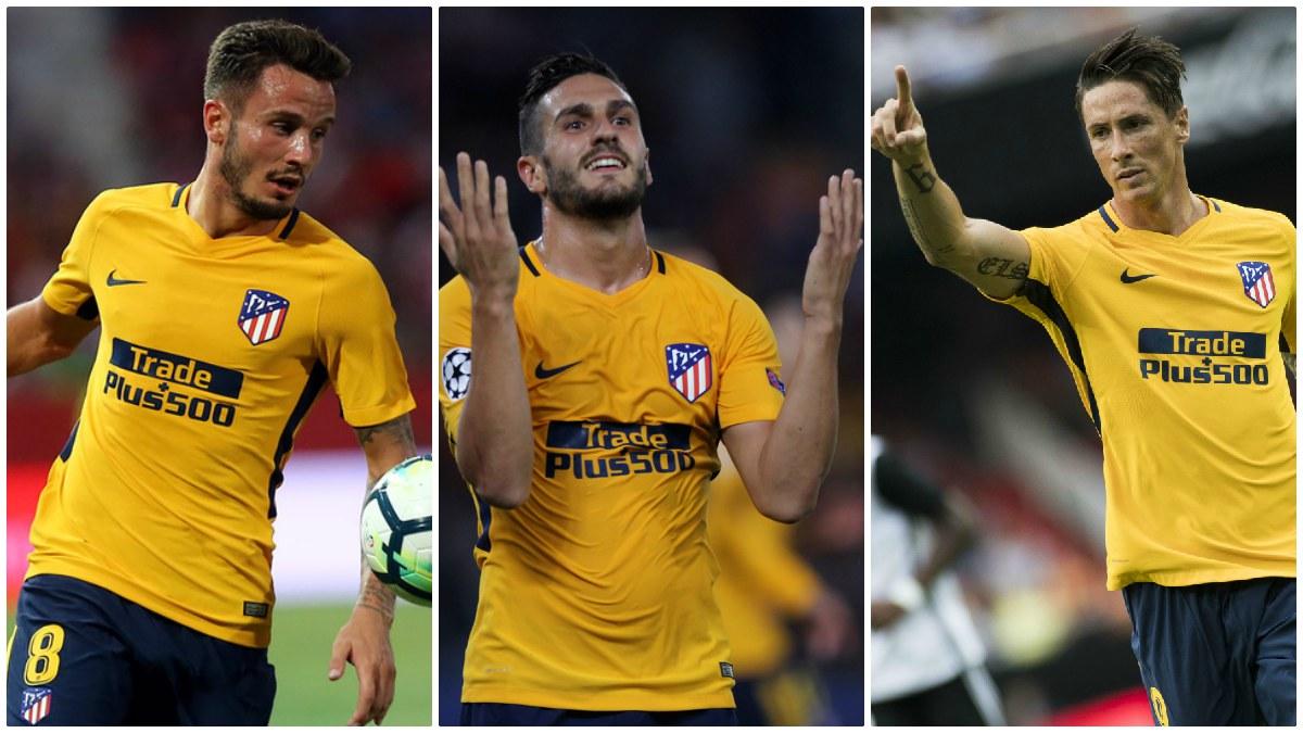 La afición sueña con que el primer gol del Metropolitano sea de un canterano.