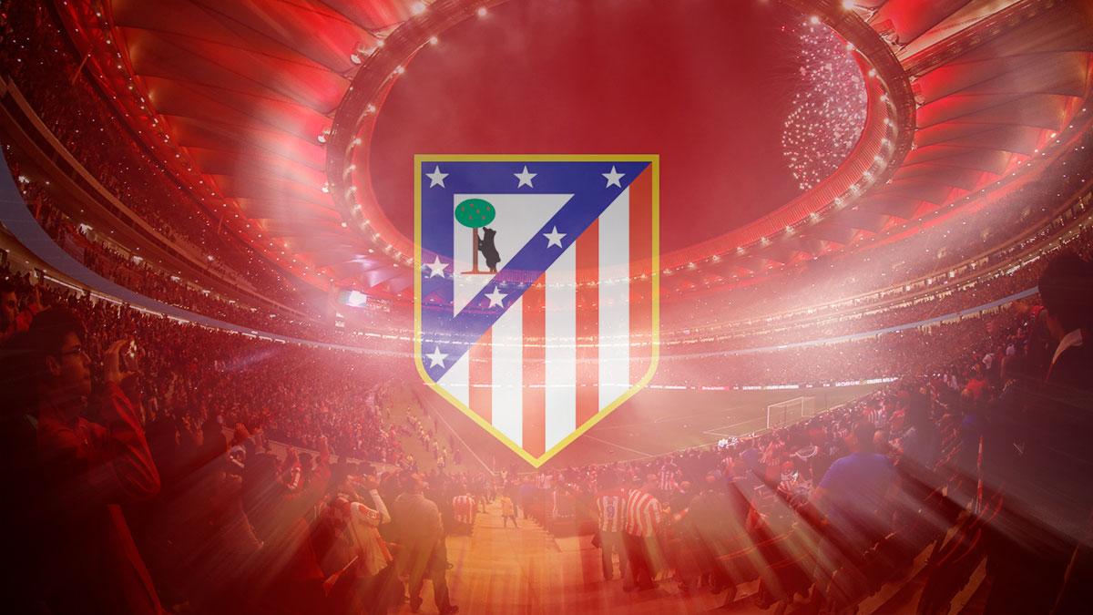 Los aficionados del Atlético de Madrid acabaron encantados con la inauguración del Metropolitano.