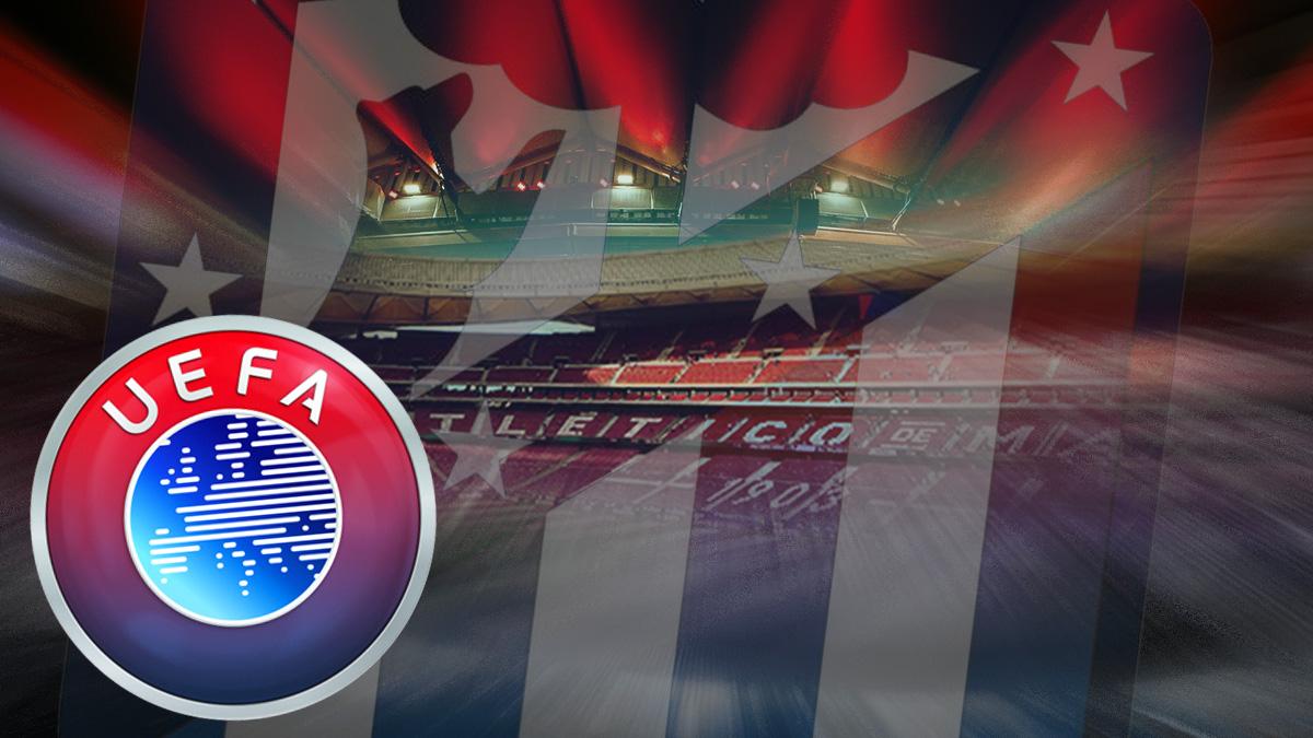 La UEFA considera escaso el aforo VIP del Metropolitano.