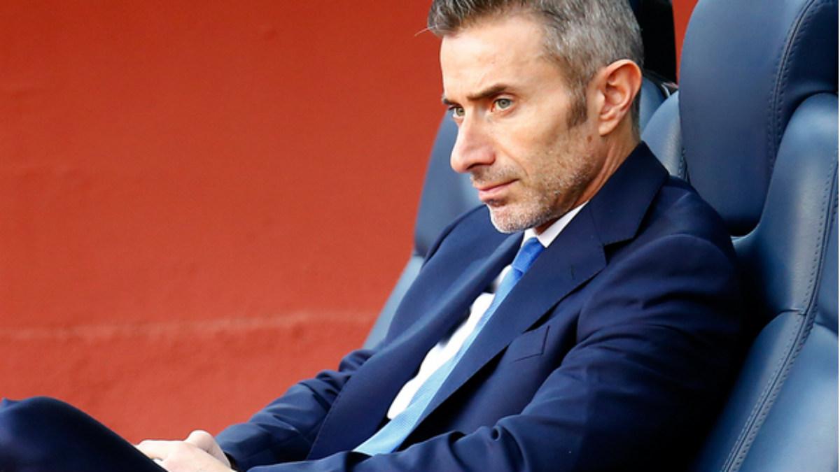 Andrea Berta, director deportivo del Atlético. (atleticodemadrid.com)