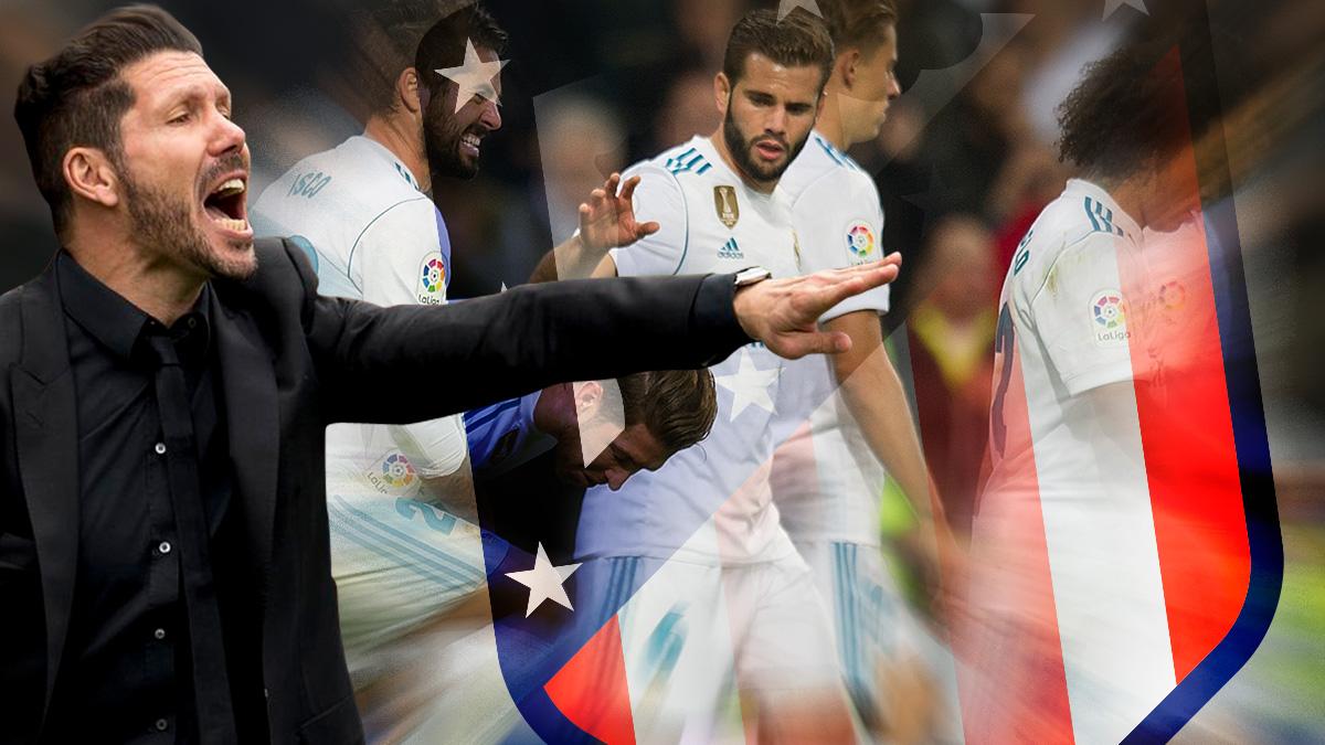 Simeone sabe ganar al Real Madrid