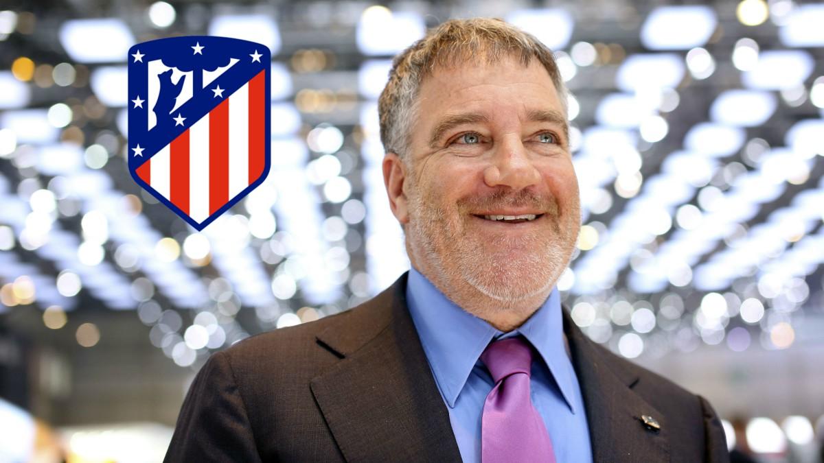 Idan Ofer compra el 15% del Atlético.