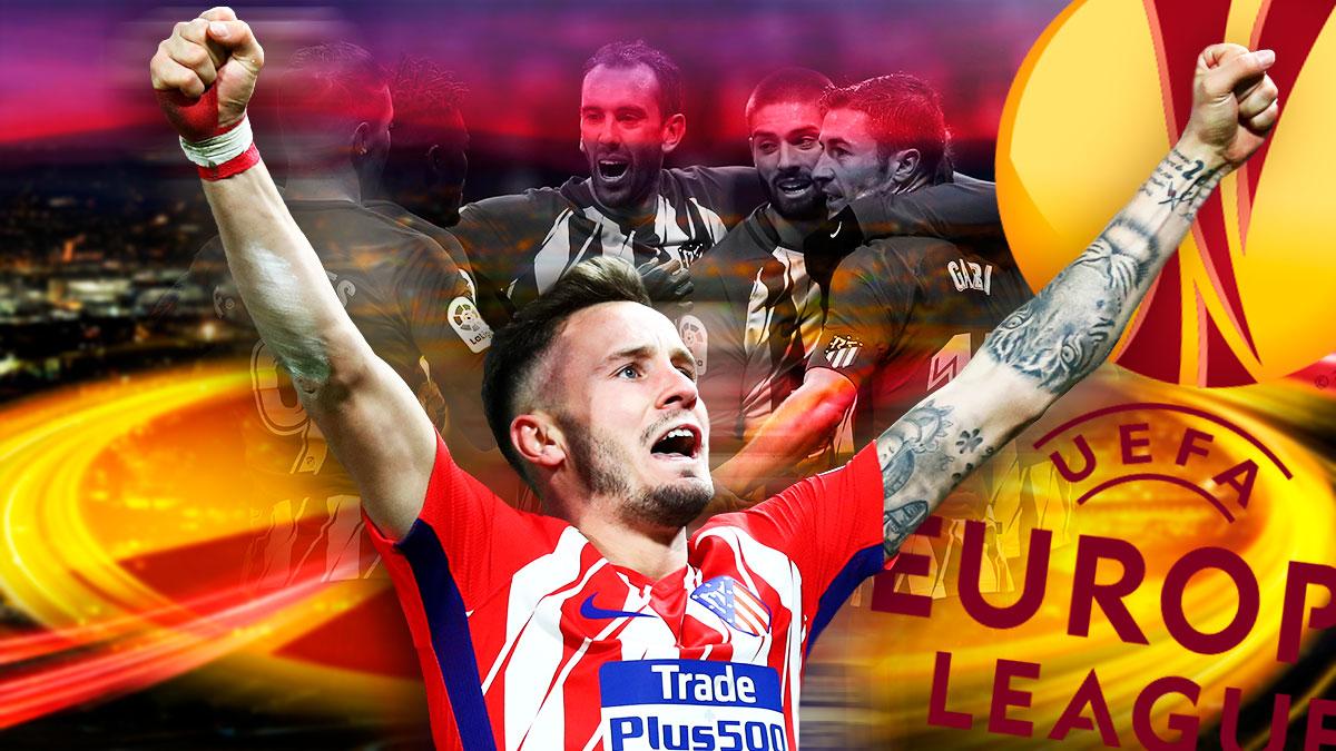 Las casas de apuestas ven al Atlético favorito para ganar la Europa League