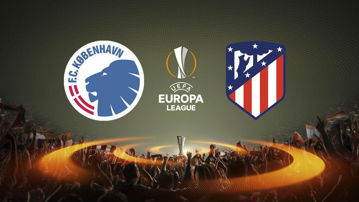 El Atlético se enfrentará al Copenhague. (atleticodemadrid.com)