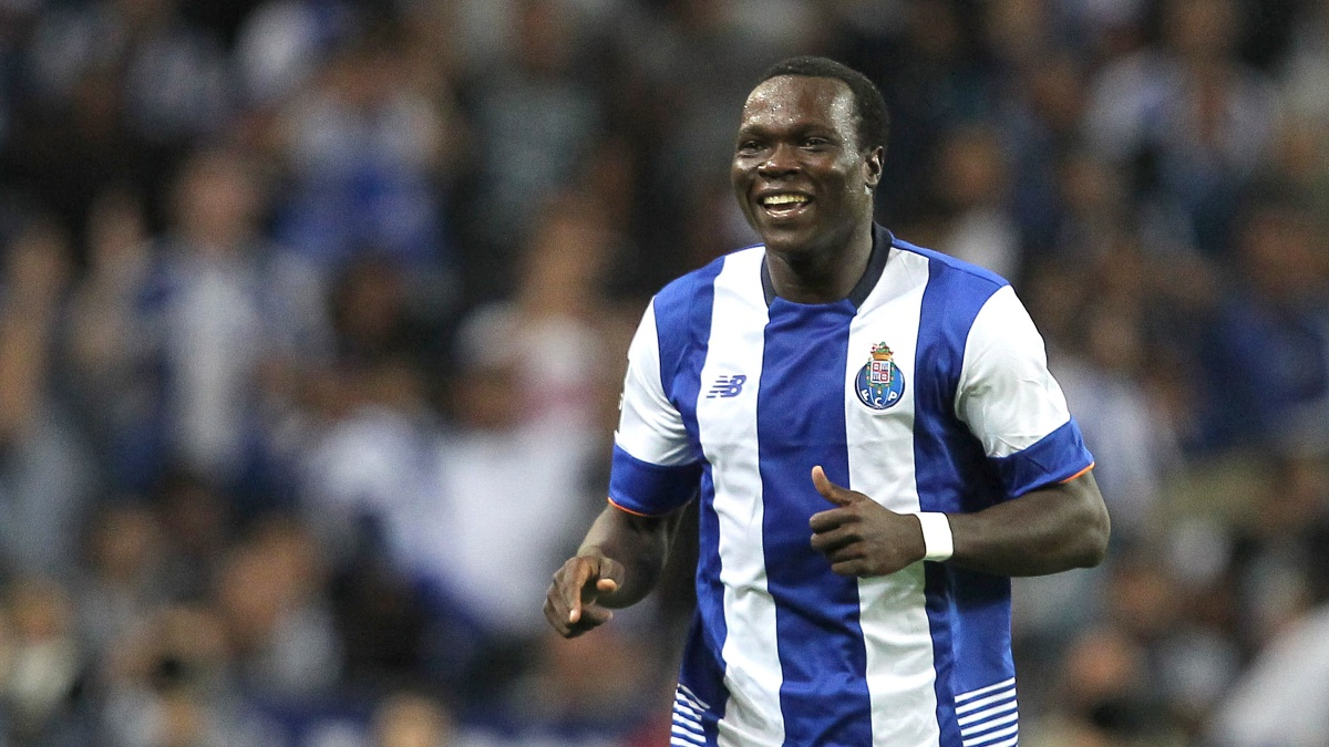 Vincent Aboubakar, futbolista del Porto (Getty)