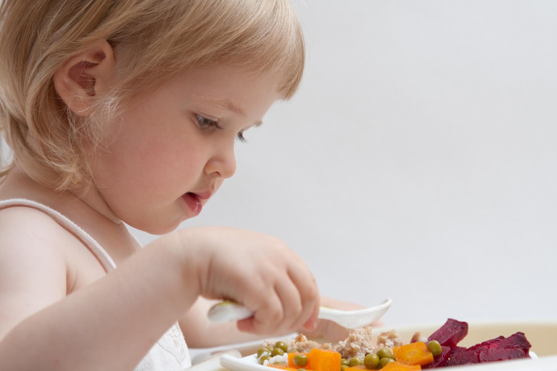 4 errores frecuentes en la alimentación infantil