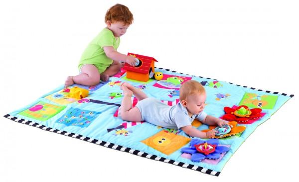 mantas de juegos para bebés