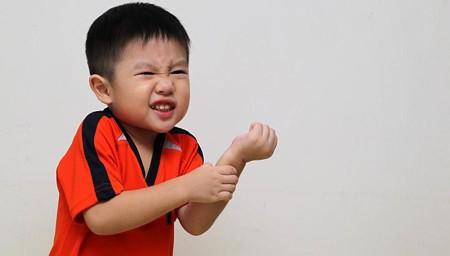 A mi hijo le ha picado un insecto, ¿qué hago?