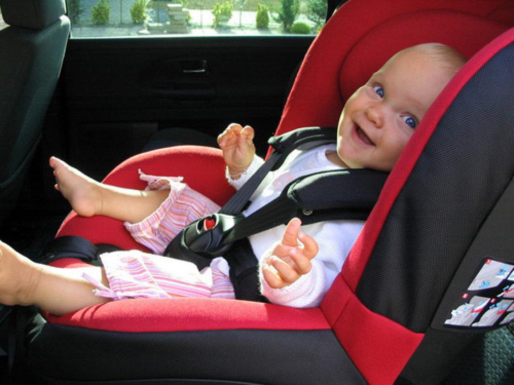 silla coche bebés