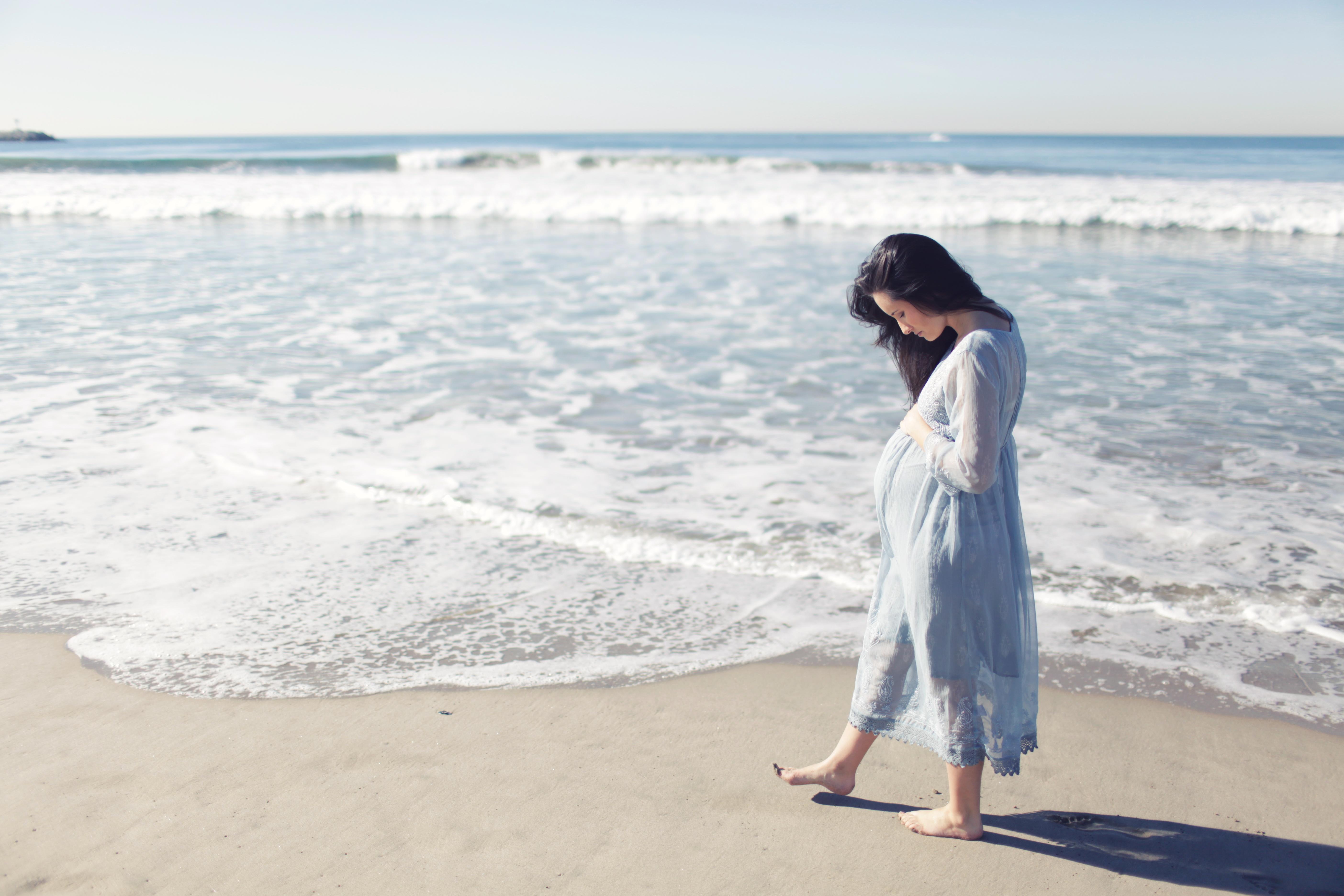 8 beneficios de caminar durante el embarazo