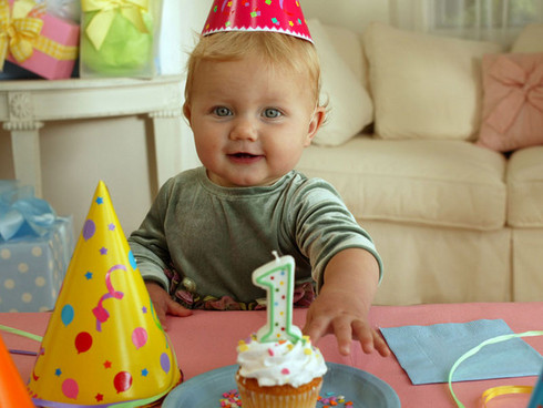 6 consejos para organizar la primera fiesta de cumpleaños de tu hijo