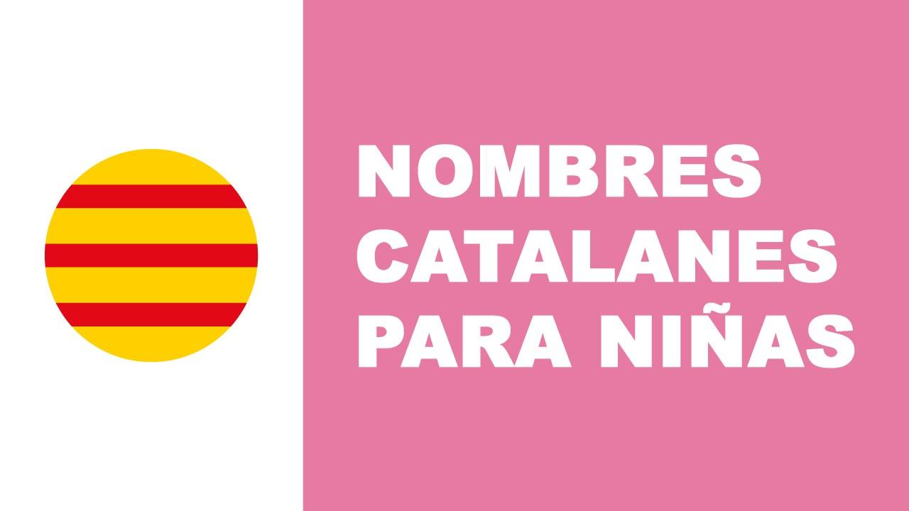 3 nombres de niña de origen catalán