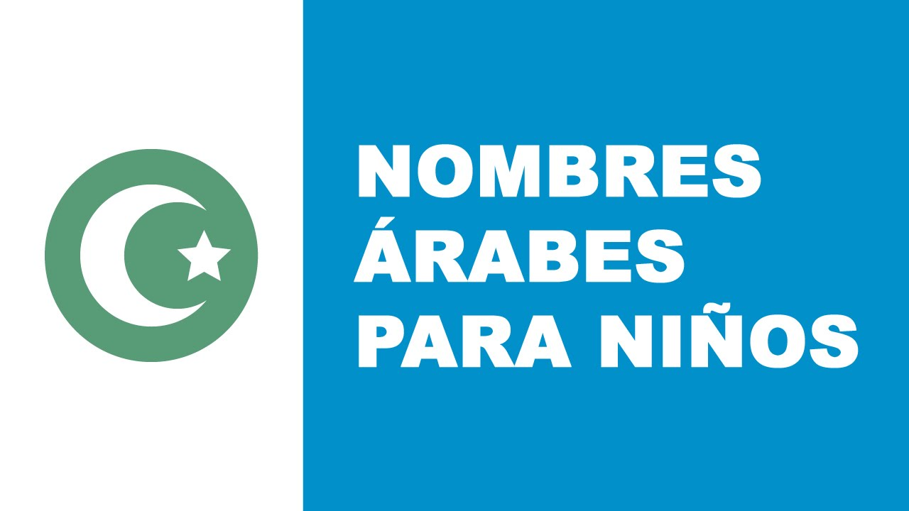 10 Nombres De Niño De Origen árabe