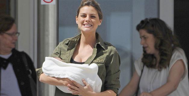 ¡Baby Boom de famosas en España!