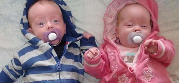 Los bebés, protagonistas de singulares noticias esta semana