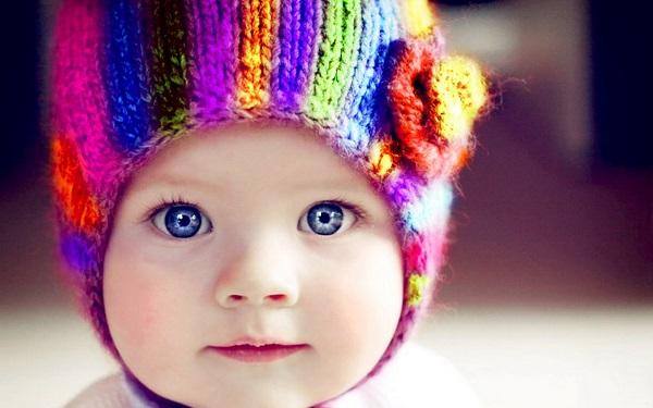 5 nombres de bebés que significan colores