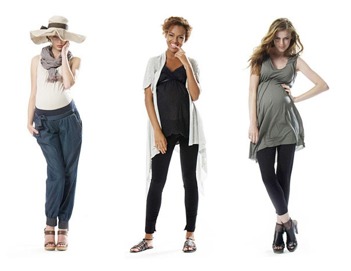 5 Consejos Para Vestir A La Moda Durante El Embarazo