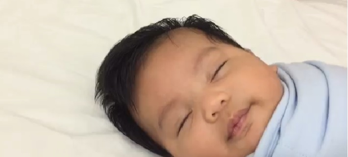 Desarrollan un método que consigue que, en sólo 40 segundos, el bebé se duerma