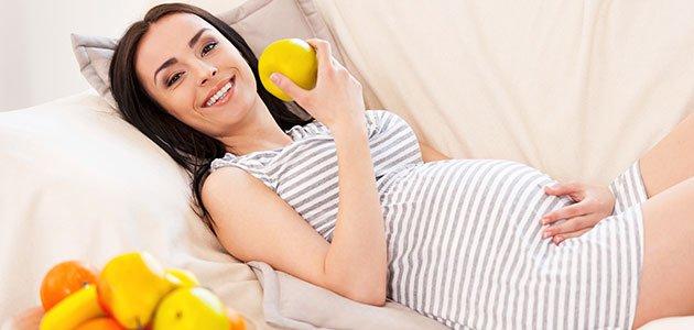 Menú para la semana 7 de embarazo
