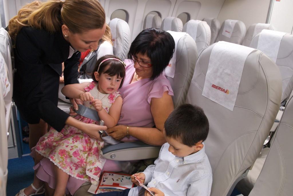 avion-niños