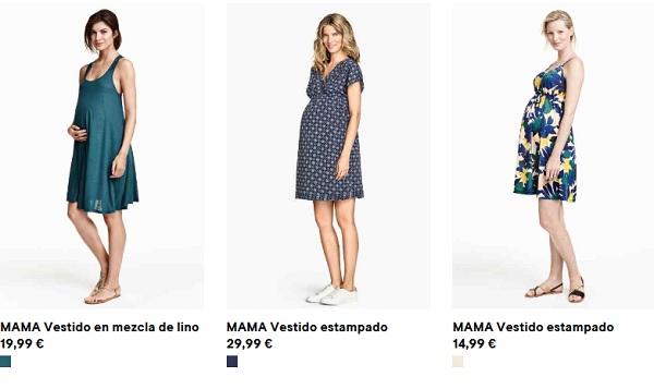mejor amado ffb60 57035 La colección de ropa premamá de H&M para este verano