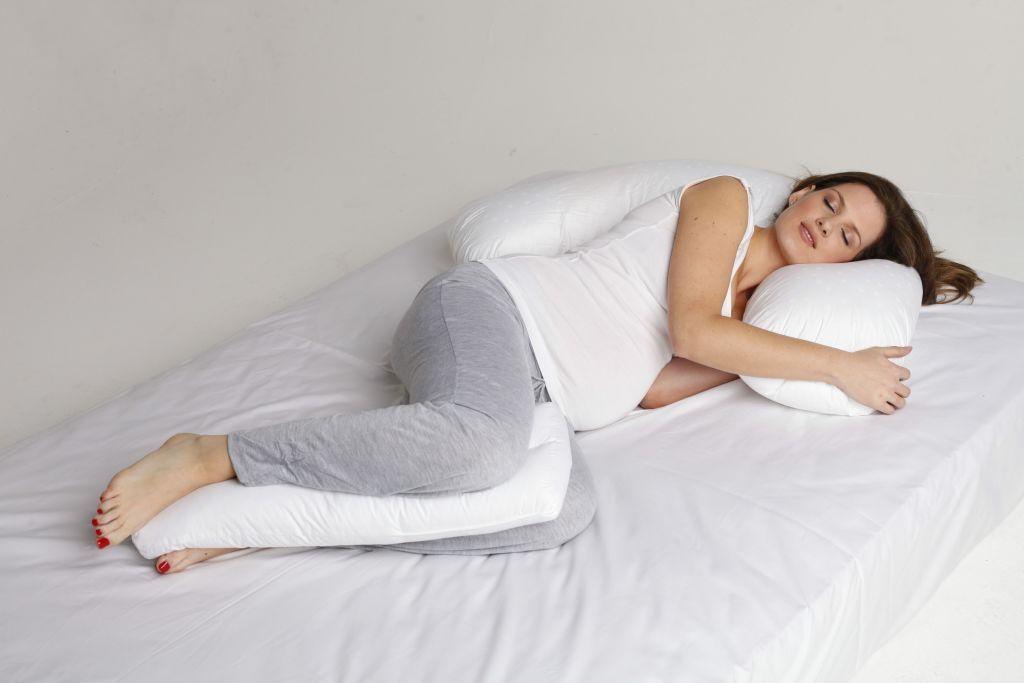 Beneficios de dormir bien durante el embarazo