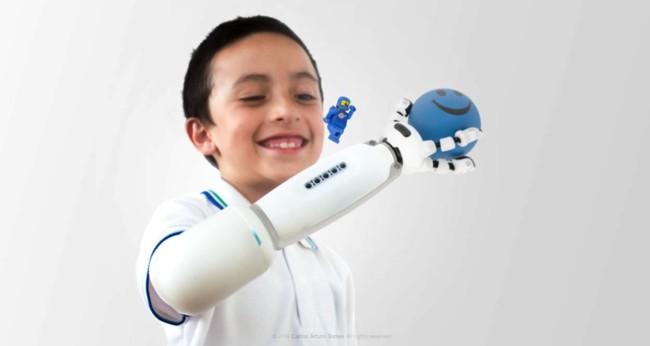 IKO, una singular prótesis para niños