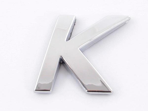 k-letra