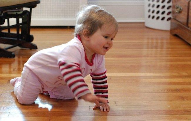 Aspectos a tener en cuenta sobre el desarrollo psicomotor del bebé