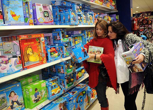 Consejos para elegir el mejor juguete para cada niño