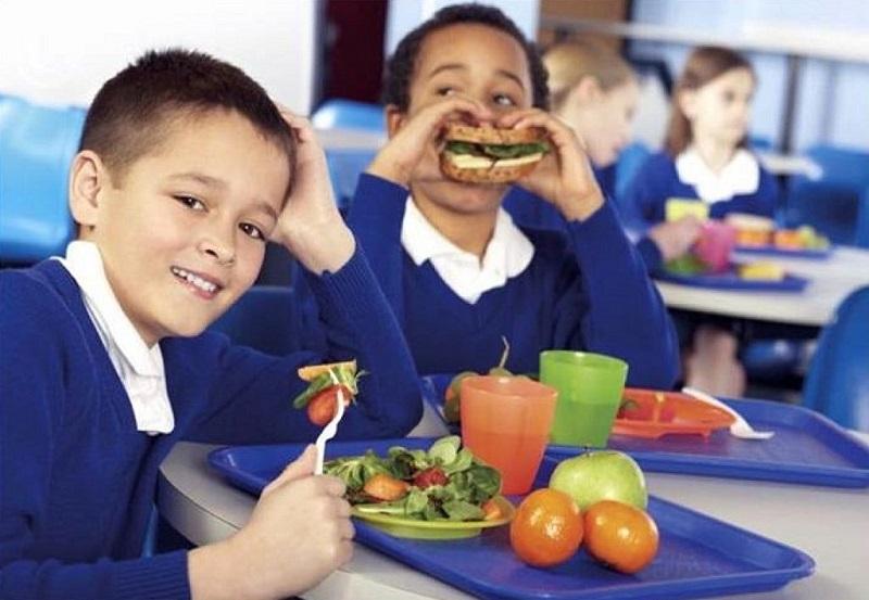 Recetas sanas para niños