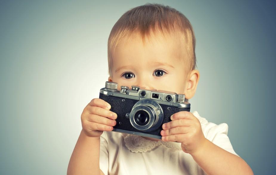 6 errores frecuentes a la hora de fotografiar bebés