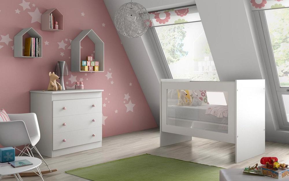 muebles b sicos para la habitaci n de un reci n nacido