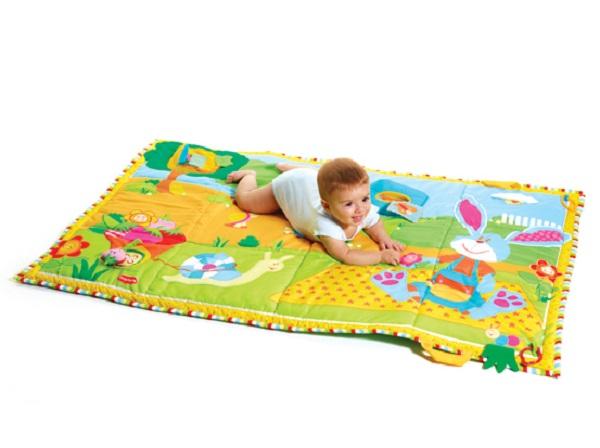 Regalos para bebés que cumplen seis meses - Manta de juegos