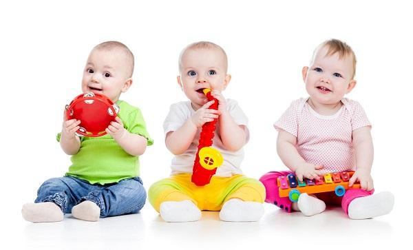 Regalos para bebés que cumplen seis meses - juguetes de estimulación