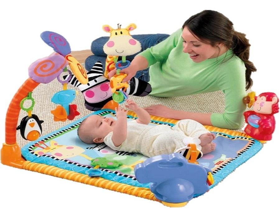 aedb6850ffe4 Vamos a jugar! Los mejores juguetes y actividades para un bebé de 3 ...