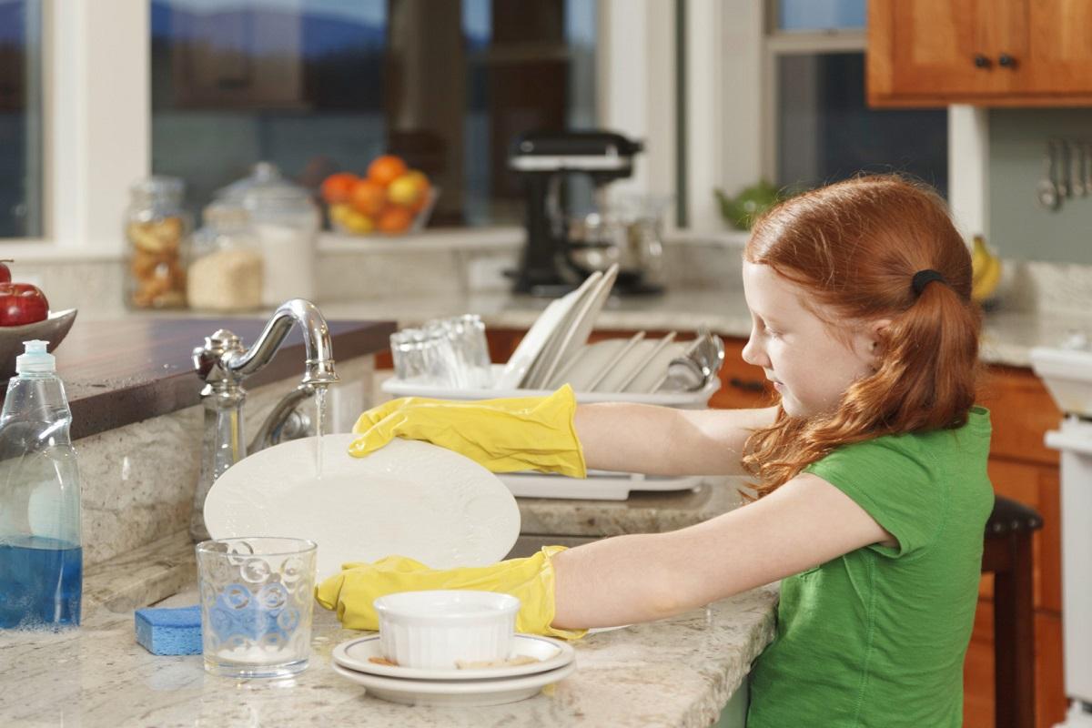 Consigue que tus hijos ayuden en casa