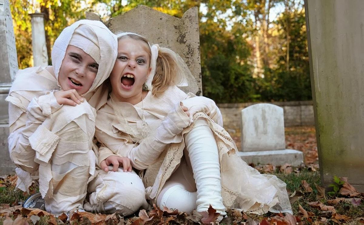 6 Disfraces Caseros De Halloween Para Ninos - Hacer-disfraces-halloween-caseros-para-nios