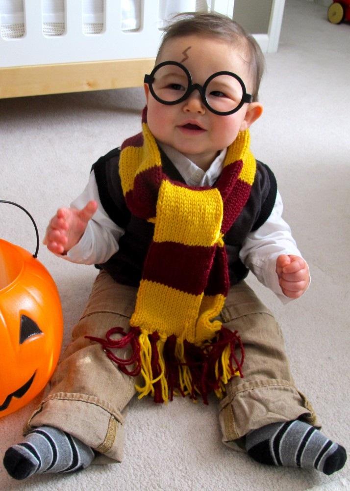 Los disfraces ms tiernos de bebs para Halloween