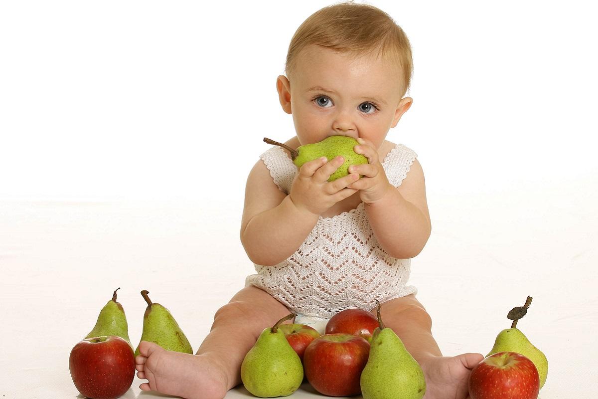 frutas para mejorar el estreñimiento en niños
