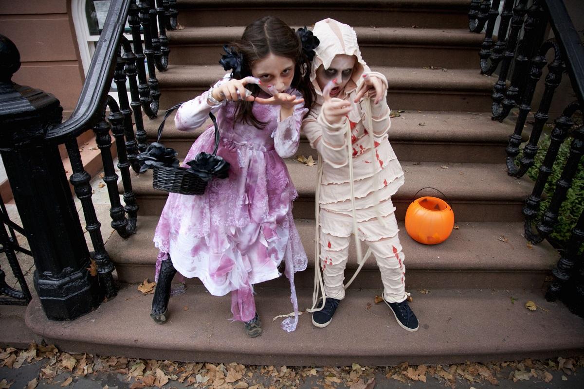 6 consejos para elegir el disfraz de Halloween de tu hijo