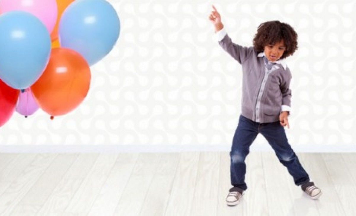 baile-niños