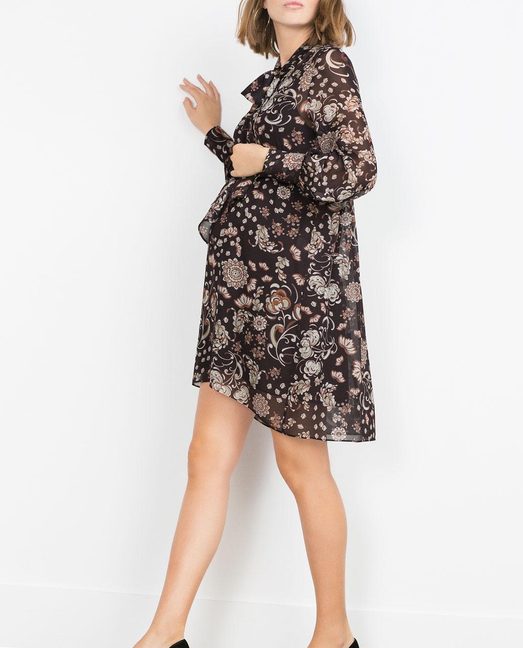 nueva estilos 317f3 1e135 Las últimas novedades de Zara en ropa premamá