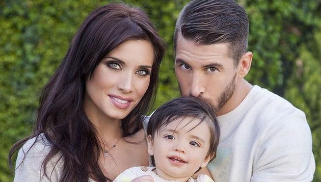 Sergio Ramos y Pilar Rubio tienen a su segundo hijo