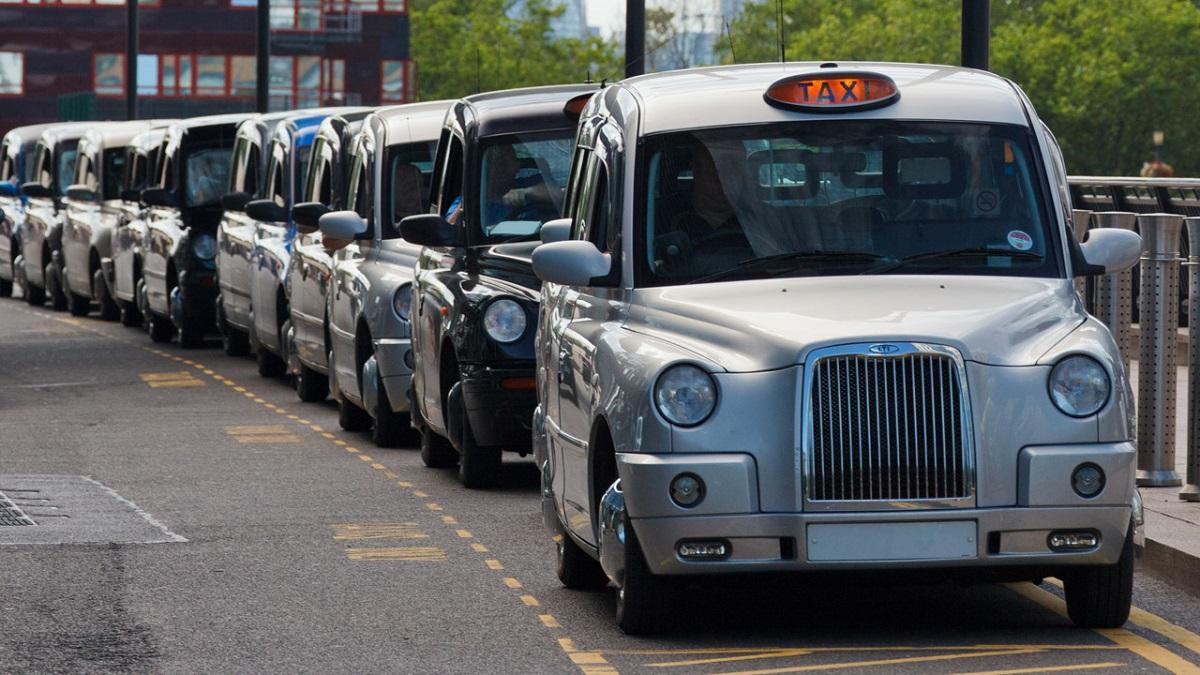 El singular caso del parto en un taxi